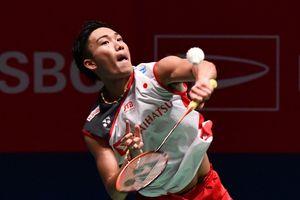 Highlights Kento Momota vs Jonatan Christie: Tứ kết Hong Kong Open