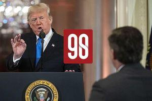 90s: 'Cơn thịnh nộ' của Tổng thống Trump sau bầu cử giữa kỳ