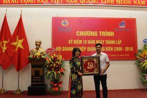 Hội Doanh nghiệp Long Biên: Chặng đường 10 năm phát triển