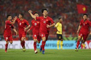 Cập nhật bảng xếp hạng AFF Cup 2018: Tuyển Việt Nam chưa thể giành ngôi đầu bảng A
