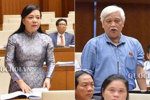 Bộ trưởng Y tế trả lời 'nóng' 3 câu hỏi của đại biểu Dương Trung Quốc