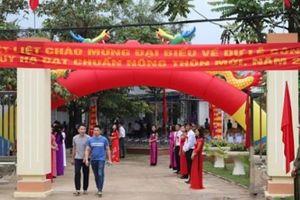 Sơn La: Công bố xã thứ 19 đạt chuẩn nông thôn mới