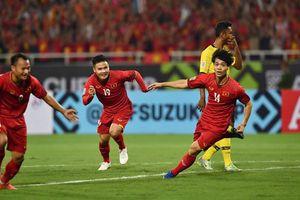 AFF Cup 2018: Hạ đẹp Malaysia 2-0, Việt Nam rộng cửa vào bán kết