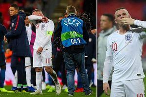 Nước mắt Wayne Rooney