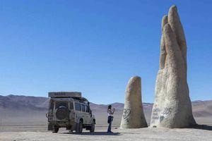 'Bàn tay của sa mạc'