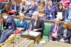 Cuộc khủng hoảng mới trên chính trường Anh
