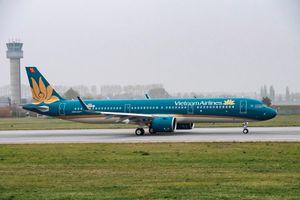 Vietnam Airlines đón máy bay A321neo đầu tiên