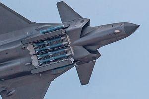 Mỹ lại bóc mẻ khả năng tấn công tầm xa của J-20 Trung Quốc
