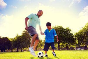 Bốn điều từ bố giúp con hình thành nhân cách