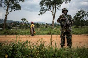 8 nhân viên gìn giữ hòa bình LHQ bị giết ở miền Đông Cộng hòa Dân chủ Congo