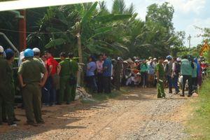 Truy bắt nghi can cướp giật, một dân quân tự vệ bị đạp ngã xe tử vong