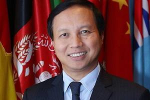 Đại sứ Ngô Đức Mạnh: 'Tạo thêm xung lực mới cho quan hệ Việt - Nga'