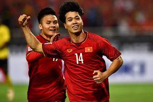 Việt Nam giành chiến thắng thuyết phục trước Malaysia