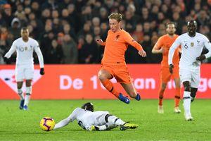 UEFA Nations League: Hà Lan thắng Pháp, đẩy tuyển Đức xuống hạng B