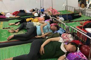 Hơn 150 công nhân bị chóng mặt, ngứa, tê tay sau giờ cơm trưa