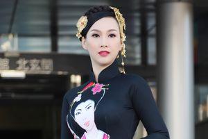 Áo dài Việt Nam tại Osaka