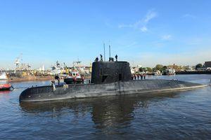 Tìm thấy xác tàu ngầm hải quân Argentina sau một năm mất tích