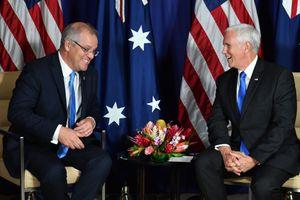 Mỹ sẽ cùng Úc xây dựng căn cứ hải quân ở Papua New Guinea