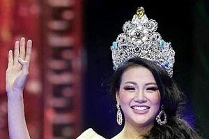 Vương miện Hoa hậu Trái đất liệu đã mai một?