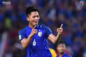 Kết quả AFF Cup: Thái Lan vùi dập Indonesia, rộng đường vào bán kết
