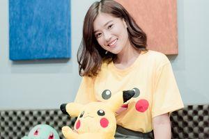 Hoàng Yến Chibi lồng tiếng phim hoạt hình 'Pokemon: Sức mạnh của chúng ta'