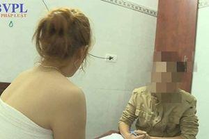 Kiều nữ 'điều đào' đến nhà nghỉ bán dâm bị khởi tố