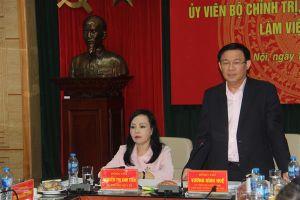 Phó Thủ tướng Vương Đình Huệ: Bộ Y tế phải nỗ lực hơn trong thực hiện Cơ chế một cửa quốc gia