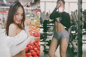 Bí quyết giảm 10cm mỡ bụng sau 6 tháng tập gym của cô giáo tiểu học để có body đẹp miễn chê