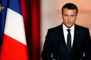 Phá âm mưu tấn công Tổng thống Emmanuel Macron