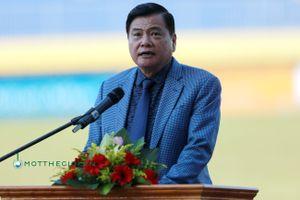 Nhà báo Nguyễn Công Khế: Tinh thần thể thao của người Huế góp nên thành công giải U.21 Báo Thanh Niên