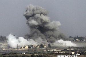 Syria: Liên quân do Mỹ đứng đầu không kích, nhiều trẻ em thiệt mạng