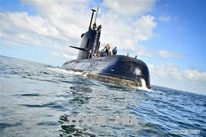 Phát hiện vật thể lạ nghi là tàu ngầm bị mất tích cách đây 1 năm
