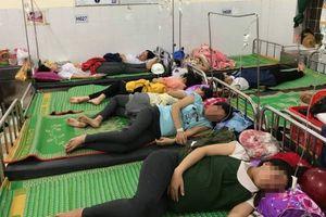 Hàng trăm công nhân đi cấp cứu sau bữa ăn trưa ở Bình Định đã được xuất viện