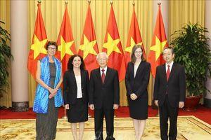 Tổng Bí thư, Chủ tịch nước Nguyễn Phú Trọng: Cầu nối thúc đẩy quan hệ hữu nghị và hợp tác