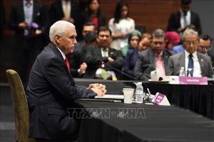 Phó Tổng thống Mỹ tuyên bố Mỹ hợp tác phát triển căn cứ hải quân chung