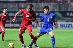 AFF 2018 Thái Lan-Indonesia: Cú 'nã đại bác' của Indonesia và siêu phẩm từ cầu thủ Thái Lan