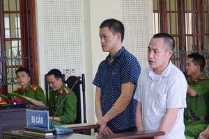 Nghệ An: Nụ hôn đẫm nước mắt của người đàn ông Lào vận chuyển 12kg ma túy