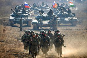 Nga - Ấn Độ chuẩn bị kích hoạt tập trận chung