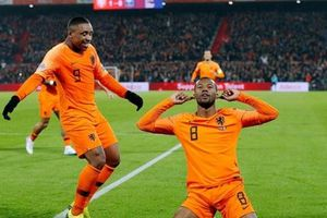 Dư âm Hà Lan 2-0 Pháp: 'Cơn lốc da cam' trở lại và lời cảnh tỉnh cho người Pháp