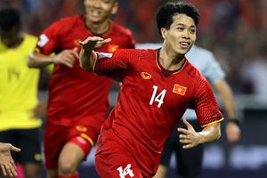NHM Malaysia thán phục chiến thắng của ĐT Việt Nam