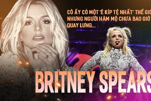 Britney Spears, cô ấy có một e-kip 'tệ nhất thế giới'…