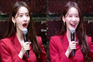 Phản ứng bất ngờ của YoonA khi biết rằng một fan tại Việt Nam đã rất vất vả để đến được buổi fan meeting của cô tại Đài Loan