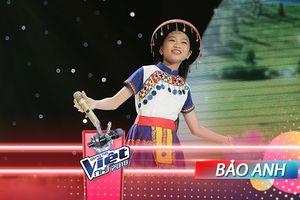 Liveshow 1: Giọng ca 'ngọt đến chết lặng' của cô bé Bảo Anh khiến khán giả 'mê man' không lối thoát