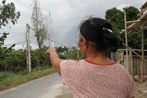 Bãi rác 'hành' dân ở Nam Định: 'Ngủ phải đeo khẩu trang, ăn phải mắc màn tránh ruồi'