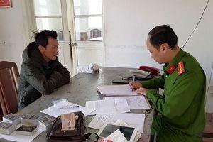 Lâm Đồng: Bắt một đối tượng cho vay nặng lãi