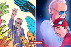 Đây là cách fan hâm mộ thế giới tưởng nhớ vua truyện tranh Stan Lee, 'cha đẻ' Marvel