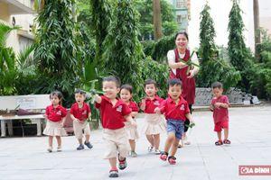STEAMe GARTEN: Chuỗi trường mầm non áp dụng phương pháp dạy học chuẩn STEM