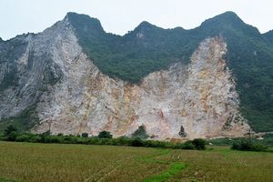 Tiềm ẩn nhiều nguy cơ mất ATVSLĐ tại các mỏ đá