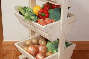 Làm sao để giữ rau củ quả tươi lâu mà vẫn đảm bảo dinh dưỡng