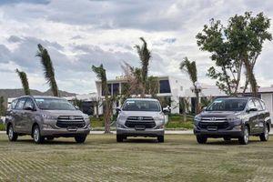 Phân khúc MPV: Toyota Innova tiếp tục giữ 'ngôi vương'